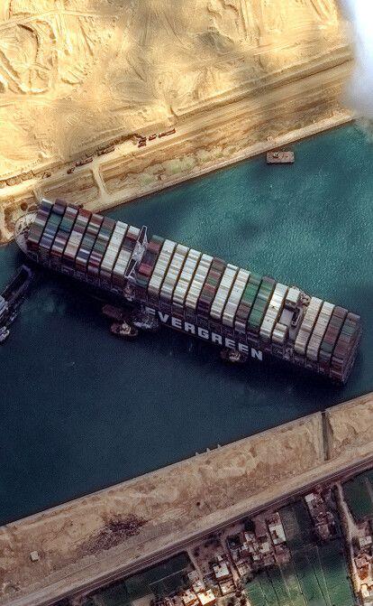 Світова контейнерна криза дісталась до України. Ціни на китайський імпорт будуть зростати /Фото Getty Images