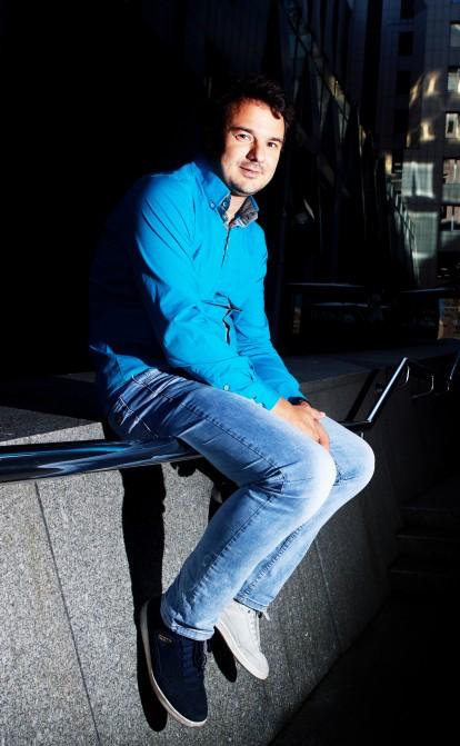 Создатель экосистем. Денис Довгополый годами учил делать украинские стартапы. Получается ли у него строить свой /Фото Ярослав Дебелый