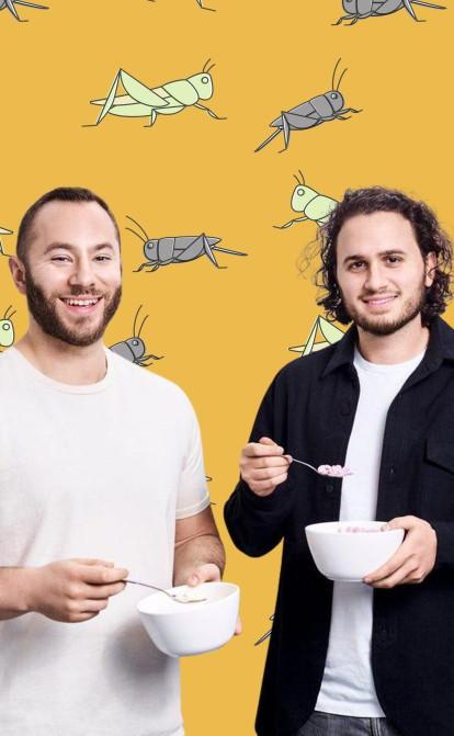 Від протеїну з цвіркунів до пластівців. Як співзасновники Magic Spoon створили пластівці за $40, від яких фанатіє Instagram