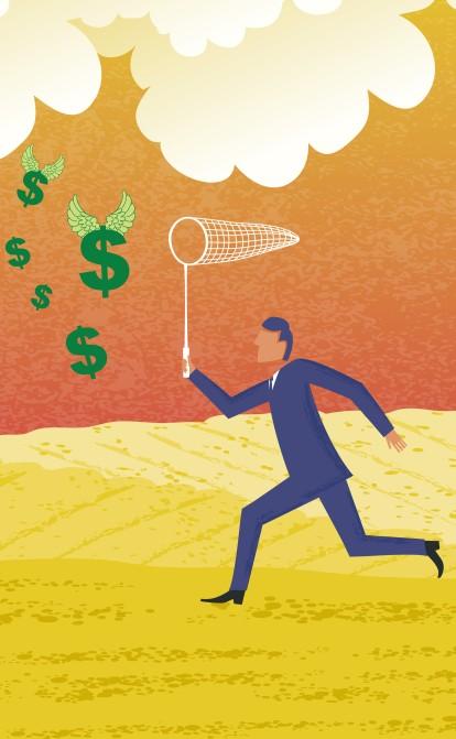 Как заработать на покупке и продаже земли. Шесть сервисов, которые помогают это сделать /Фото Иллюстрация Getty Images / Анна Наконечная