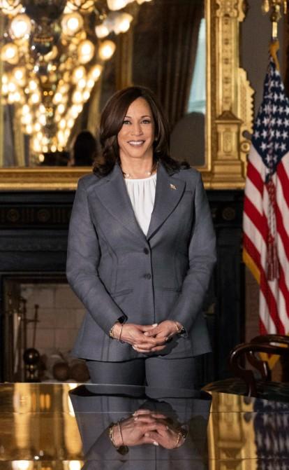 Камаланоміка. Віцепрезидентка США Камала Гарріс про своє бачення інклюзивного підприємництва /Фото Jamel Toppin for Forbes