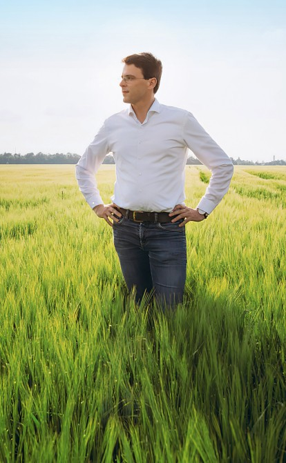 Після гучного дефолту агрохолдинг «Мрія» заборгував кредиторам $1,2млрд. Вони взяли бізнес у свої руки і ось що з цього вийшло /Фото Контінентал Фармерз Груп