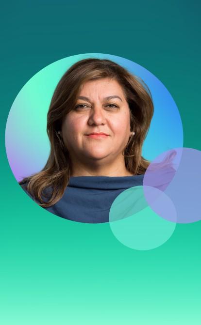 Хелен Сабзевари – иранская иммигрантка, которая может создать революцию в лечении рака. Как она собирается это сделать