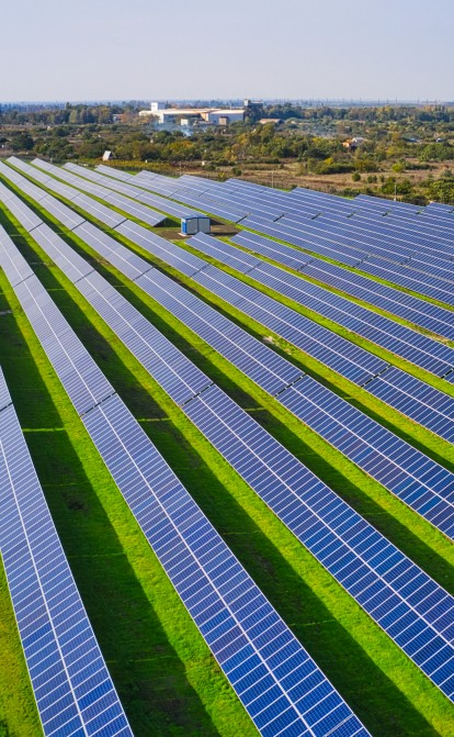 Купуй на дні. Чому французька Total виходить на проблемний ринок зеленої енергетики України /Фото Shutterstock