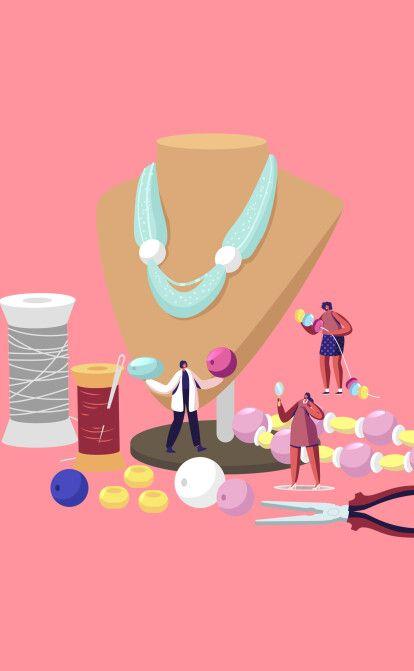 Что сейчас продавать на Etsy, чтобы попасть в тренды. Советы предпринимателям и хендмейдерам /Фото Shutterstock