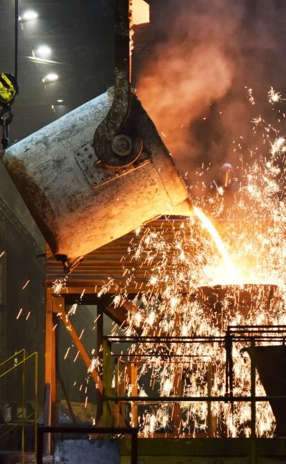 Правительство пошло на уступки металлургам. В выигрыше Ахметов, Жеваго и Миттал /Фото Shutterstock