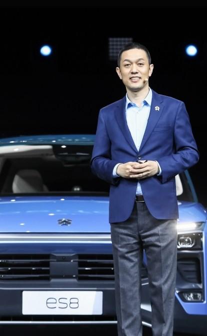 Вільяма Лі називають китайським Ілоном Маском. Що він робить, аби його електромобілі наздогнали Tesla /Фото Getty Images