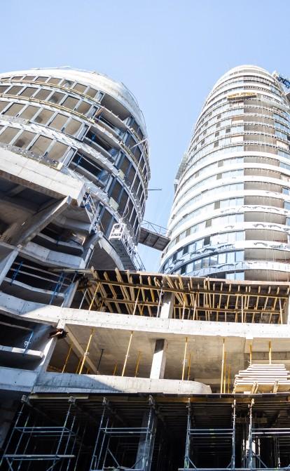 Intergal City: як відбувається створення житлового комплексу майбутнього?