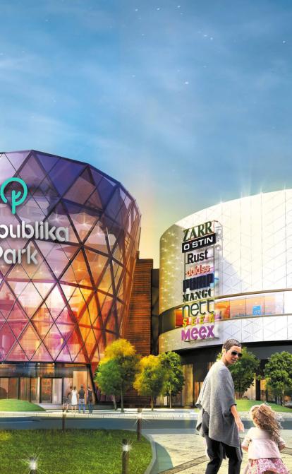 Respublika Park готується до відкриття: чим дивуватиме найбільший торгово-розважальний центр в Україні
