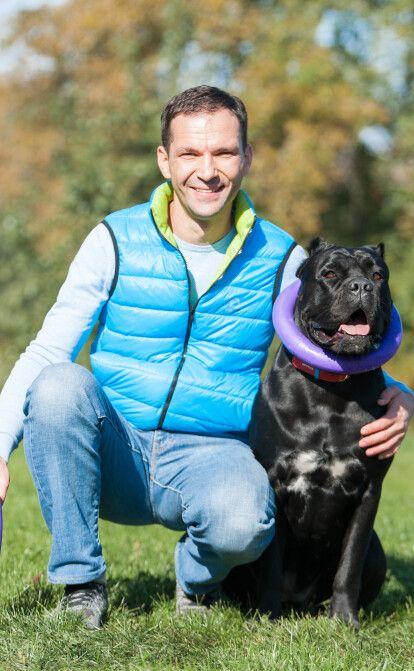 Эксперименты с животными. Как черниговская компания Collar продает товары для собак в 70 стран мира /Фото из личного архива