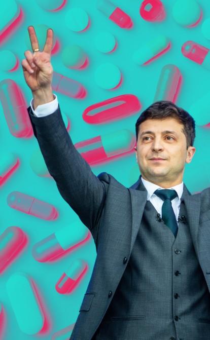 Зеленський і РНБО наказали заборонити рекламу ліків у ЗМІ. Скільки втратять телеканали і хто виграє від цього рішення /Фото Shutterstock