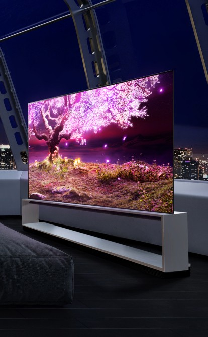LG робить світ яскравішим разом із новим телевізором LG OLED серії Z1