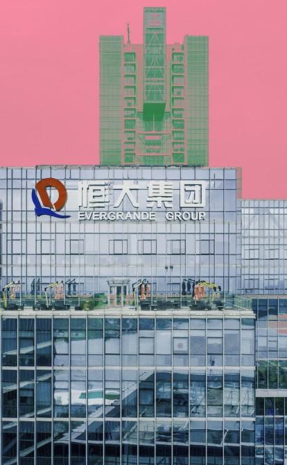 Тень Evergrande. Китайский девелопер на грани дефолта: финансовые рынки обвалились, экономисты опасаются инфляции, металлурги – падения цен /Фото Getty Images