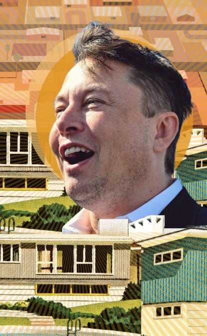 Де живе Ілон Маск відтоді, як пообіцяв позбутися «майже всієї фізичної власності»