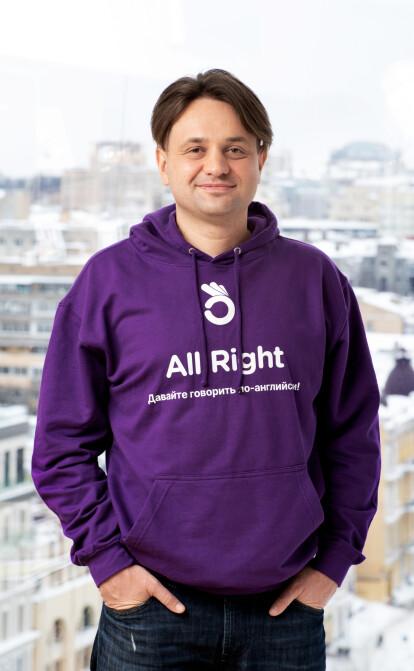 Запрограмувати на англійську. Як онлайн-школа AllRight планує подружити вчителів і алгоритми /Фото Олександр Чекменьов