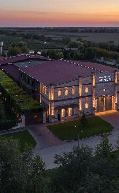 «Наша мета – потрапити до топ-50 виноробень світу».Гіоргі Іукурідзе, засновник SHABO, про виноробний бізнес в Україні