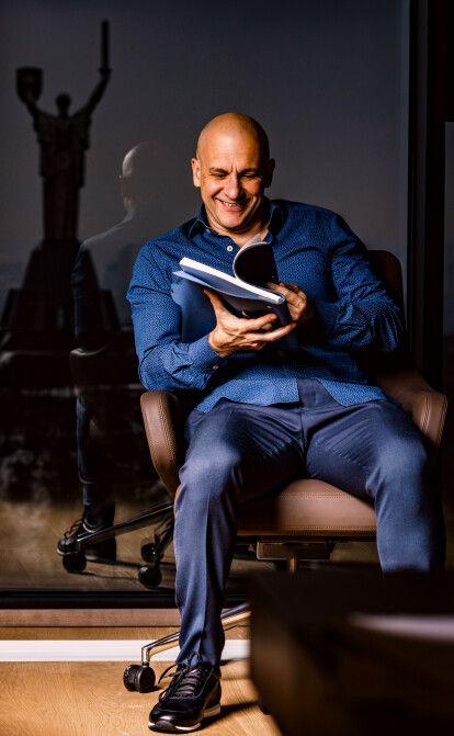 Константин Григоришин подрастерял активы в Украине. Однако затеял революцию в плавательном спорте /Фото Шамиль Сахаватов