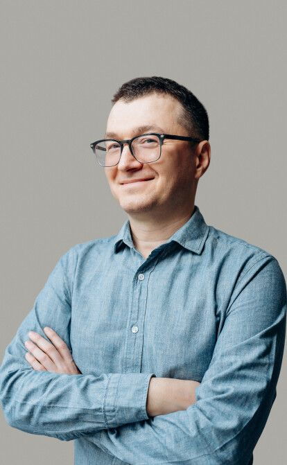 Александр Витязь был ведущим инноватором ПриватБанка. Ему неплохо и в свободном плавании /Фото Александра Сура