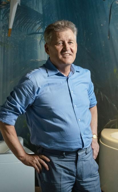 Олександр Марченко виробляв інноваційні ванни для президентів і шейхів, але війна зруйнувала майже все. Як він збирається перевинайти свій бізнес /Фото Олександр Чекменьов