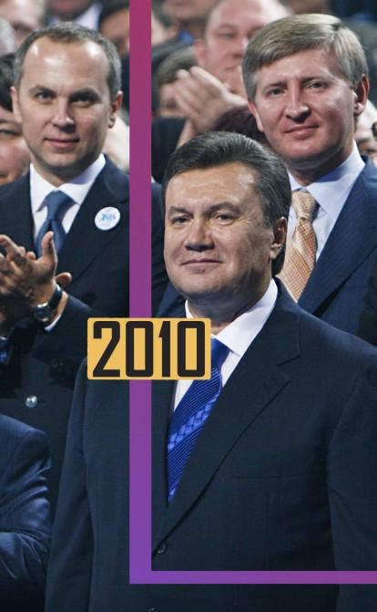 2010 рік. Багатообіцяючий початок | Історія українського бізнесу /Фото Ярослав Дебелий