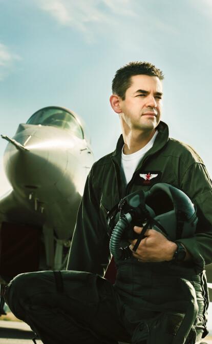 Джаред Ісаакман заробив перший мільярд під час пандемії. А своє хобі, пілотування бойових літаків, перетворив на значний додатковий заробіток /Фото Tim Pannell/Forbes