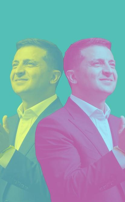 2 года Зеленского | Как президент руководит своим рейтингом