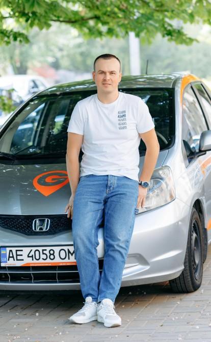 Без тормозов. Тарас Гетманский развивает рынок каршеринга в Украине пока конкуренты только собираются