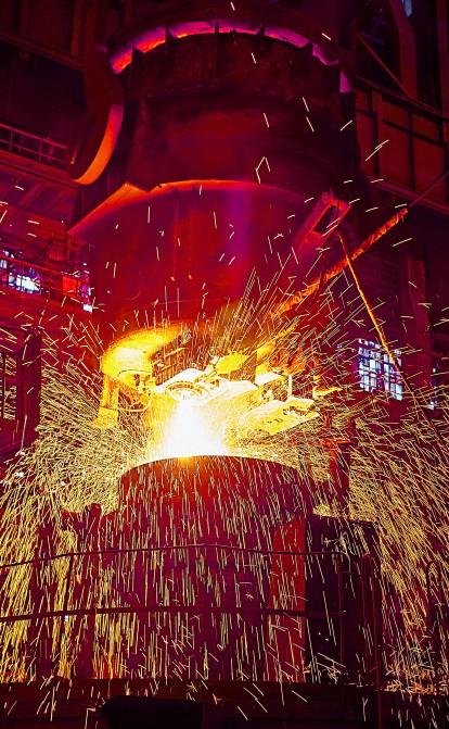 «Метінвест» Ахметова й Новинського купує Дніпровський меткомбінат за $340 млн. Які у бізнесменів плани на актив /Фото Shutterstock