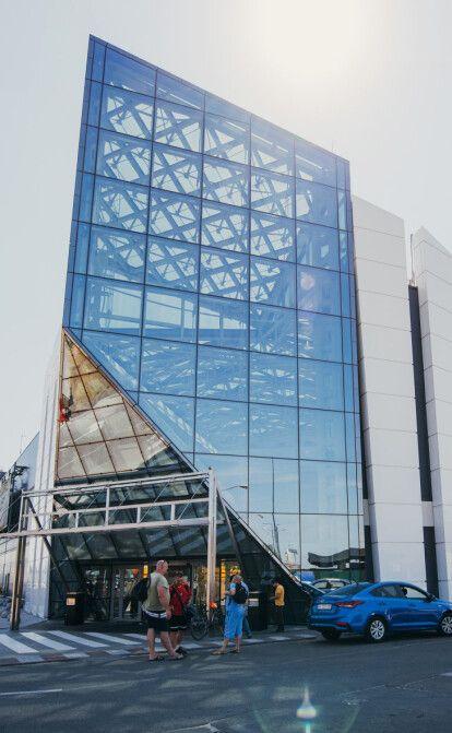 Проверка на прочность. Как пережили год пандемии владельцы торговых центров, гостиниц и офисов /Фото blockbustermall.com.ua