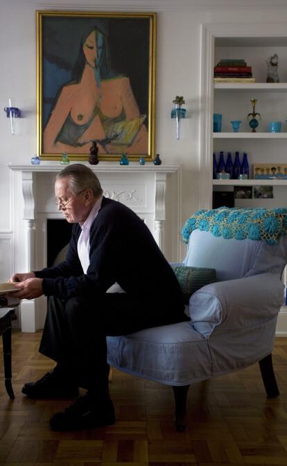Мільярдеру Чаку Фіні знадобилося кілька десятиліть, щоб роздати багатство наблагодійність. Тепер він щасливий /Фото Getty Images