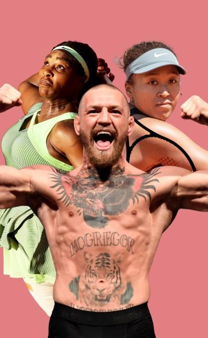 50 самых высокооплачиваемых спортсменов мира. За год они заработали почти $2,8 млрд /Фото Getty Images