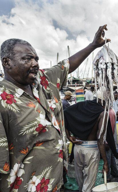 Курс на Африку. Навіщо українських виробників переконують експортувати до Танзанії /Фото Getty Images