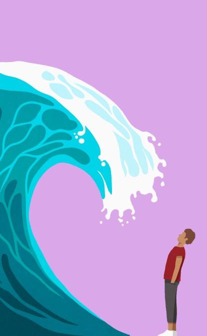 Ми не здатні уникнути стресу, але захистити ментальне здоров'я можна. 10 порад від психолога, які допоможуть натренувати навичку резильєнтності /Фото Ілюстрація Getty Images