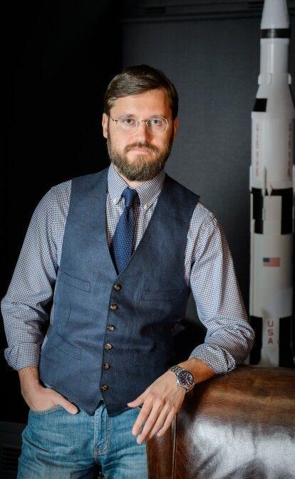 Космічний клінінг. Колишній глава Держкосмосу націлився на навколоземну орбіту /Фото Борис Бухман