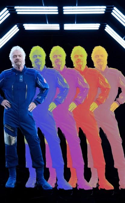 Путь в космос продолжительностью 17 лет. Как основатель Virgin Galactic Ричард Брэнсон стал первым миллиардером, летавшим на собственной ракете