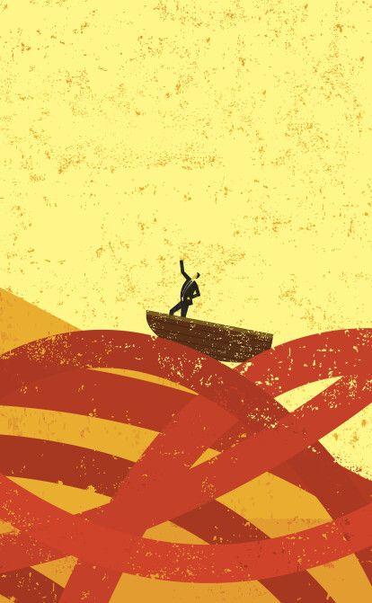 Світлий бік лідерства. Як пройти кризу з найменшими руйнуваннями /Фото Getty Images