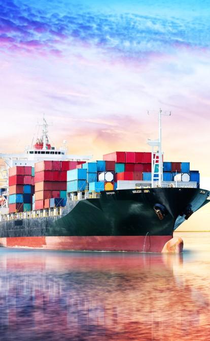 В пять раз дороже: цены на контейнерные перевозки – на рекордном уровне. Как это влияет на бизнес /Фото Shutterstock