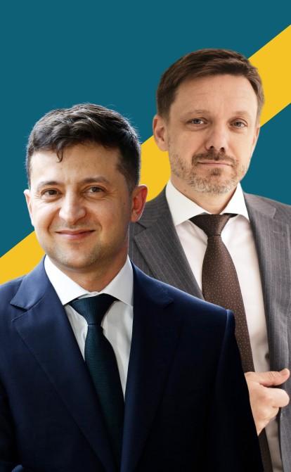 Зеленский решил, что Евгений Мецгер должен уйти. Но глава «Укрэксимбанка» сначала хочет объясниться (обновлено)