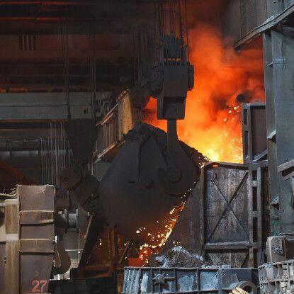 Никопольский завод ферросплавов /Фото Freepik