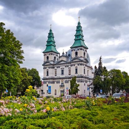 Тернопіль /Фото Posterrr/Wikipedia