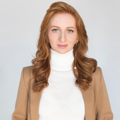 Катерина Онищенко /Фото з особистого архіву