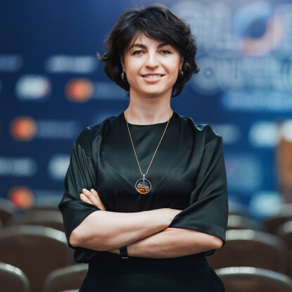 Ганна Дерев'янко /Фото European Business Association