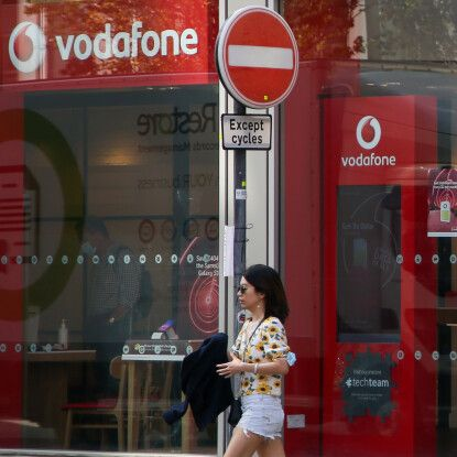 Vodafone /Фото Getty Images