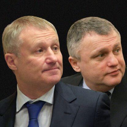 Григорий и Игорь Суркисы /Фото УНИАН