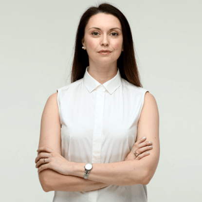 Катерина Губарєва /Фото з особистого архіву